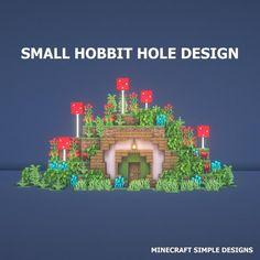 Minecraft Cottage, Cute Minecraft Houses, Minecraft House Tutorials, Minecraft Funny, Minecraft Plans, Minecraft House Designs, Amazing Minecraft, Minecraft Tutorial, Minecraft Blueprints