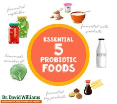 Dr. David Williams describes four ways that traditional fermented foods benefit gut health.