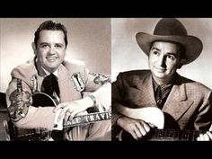 Merle Travis & Johnny Bond / When It's Time For The Whippoorwill To Sing