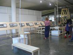 Vista parcial da instalação de Nydia Negromonte na 30ª Bienal de SP.