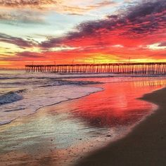 And the sunsets will take your breath away. | Community Post: 17 Photos That Will Make You Want To Visit North Carolina