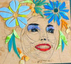 wip by kat gottke,,,, flower girl