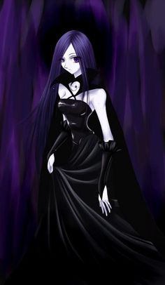 The Wallflower Anime Goth Girl | ... black. You are kind of gothic, no offence. I mean, it's all cool. =P