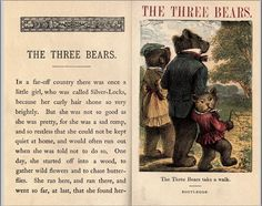 The Three Bears c 1870   Flickr - Photo Sharing!