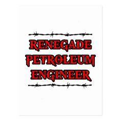 Venn Diagram  Petroleum Engineers Postcard  Drilling Engineer