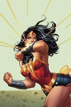 Wonder Woman #3 Variant - Frank Cho
