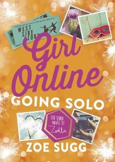 #CoverReveal: Going Solo (Girl Online #3) - Zoe Sugg