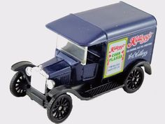 Matchbox 44 Model T Ford - Kelloggs Corn Flakes Special Edition Gold Series 1992
