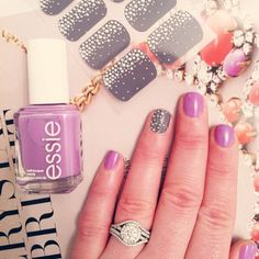 """Essie """"Play Date"""" and new Essie nail stickers"""