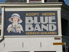 oude blue band reclame - Google zoeken