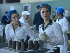 Available on: Netflix USIt's a Canadian historical drama set during World War II highlighting the struggles of women working in a predominantly male controlled bomb factory. The writing is fantastic and it has one of the best lesbian characters I've ever seen on TV. —addisonm4bba0a519
