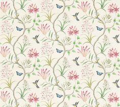 Dolls House Modern Wallpaper by JJWallpapers on Etsy, £1.50 - living room