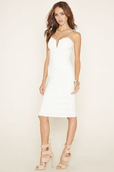 Rare London Bodycon Dress from Forever 21