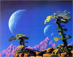 Astrona is an online collection of artists who specialize in space art, science fiction art & design. Arte Sci Fi, Futurism Art, Retro Futurism, Norman Rockwell, Art Science Fiction, 70s Sci Fi Art, Fantasy Book Covers, Frank Frazetta, Sci Fi Books