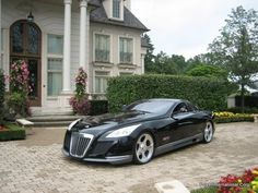 awesome luxury car