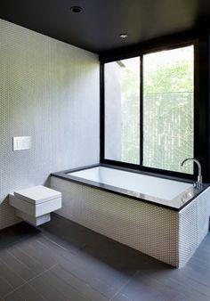 WalkerWorkshop | minimal bathroom