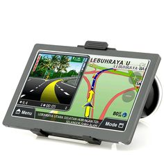 Nu Voor 89,99 This GPS Navigation has a 7 Inch 800x480 Touch Screen, Bluetooth and a FM Transmitter. - OS Version: Microsoft Windows CE 6.0 CPU: MediaTek MSD3351 Processor Speed (max): 800MHz RAM: DDR3 128MB Flash: 4GB FM Transmitter: 76 to 108MHz Bluetooth Mic and Speaker Battery Size: 850mAH 3.7V Lithium ion battery Usage Time: About 1 Hour