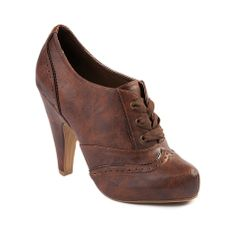 Shop for Womens Not Rated Juke Joint Heel in tan at Shi by Journeys. Shop today for the hottest brands in womens shoes at Journeys.com.