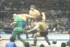 Funk Brothers vs Stan Hansen/Bruiser Brody AJPW 4/20/83