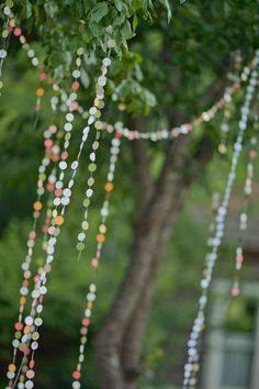 great simple outdoor wedding decoration