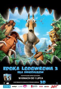 Epoka lodowcowa 3: Era dinozaurów (2009)