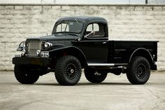 Sold* at Scottsdale 2016 - Lot #1061 1944 DODGE POWER WAGON CUSTOM PICKUP