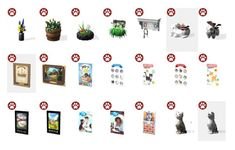 "Hello, guys! :D I`m simply in love with new ""The Sims 4″ EP and here I brought a little something for you all!! The posters share the same mesh, called ""Adopt a pet"" and found among cheap wall..."