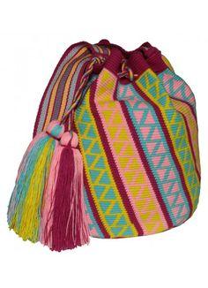 331 Beste Afbeeldingen Van Mochila Hakenvoorbeelden Crochet Bags