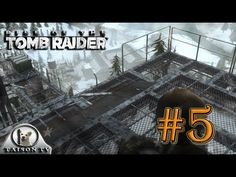 Rise of the Tomb Raider   #5   El Gulag Soviético el rescate   Walktroug...