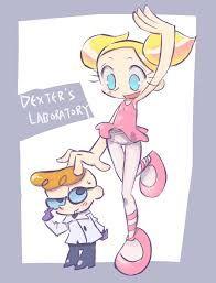 Image result for dexter and deedee