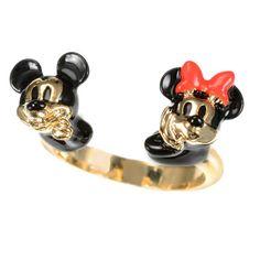 Mickey & Minnie Ring