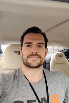 Henry Cavill, 9th September 2017