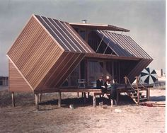 Andrew Geller - Hunt House, Fire Island
