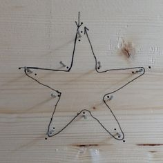 I told you that we were going to go star crazy this Advent, so here is another star to work on. Our children and youth will be making them during Sunday School this month, and I can't wait t… Star Family, Gods Timing, Snow Flakes, School Fun, Clothes Hanger, Christmas Ideas, Boards, Winter, Xmas