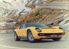 Das ist das Besondere am Lamborghini Miura