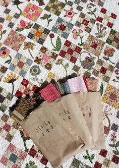 Temecula Quilt Co.   Calico Garden Quilt - Block of the Month 2012