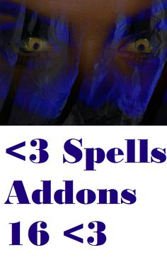 <3 Spells Addons 16 <3 Spell Want 10 - I want to always perfectly and instantaneously in a way that is perfectly good and safe for me, and perfectly good and safe for everyone and everything, absorb into myself all season Autumn or Fall , and everything season Autumn or Fall has, ever had or ever will have, I want its essence , I want all that season Autumn or Fall is was or will be, inside of me forever…