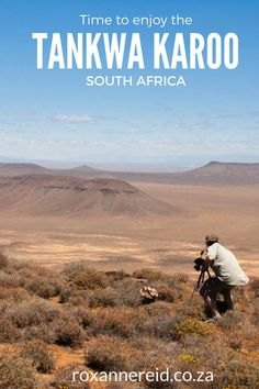 Relax in the Tankwa Karoo, #SouthAfrica #nationalparks #Tankwa #Karoo #travel