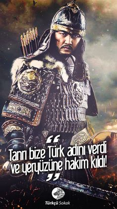 Ulusun TÜRK Ulusun Düşman Görsün KUDURSUN!🐺 Genghis Khan, Turkish People, The Turk, Marco Polo, Ottoman Empire, Mongolia, World History, Blue Flowers, Religion