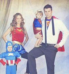 family halloween costume ideas | Halloween Family Costume Ideas « Event News