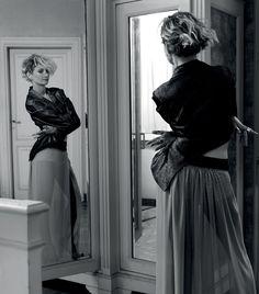 "Alba Rohrwacher in ""Home Again"" by Elfie Semotan for Grey Magazine Spring/Summer 2013 Italian Actress, Spring Summer, Photoshoot, Actresses, Grey, Mirror Mirror, Pictures, Photography, Magazine"