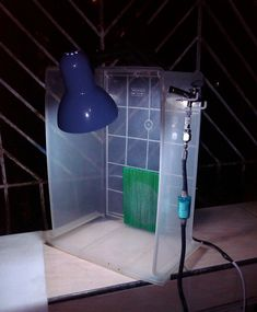 DIY Airbrush Spray Booth in Less Than 1 Hour