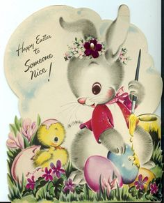 Happy Easter to Someone Nice...