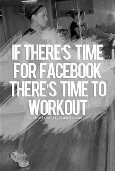 Use your time to workout!
