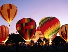 The MidUSA Ohio Challenge Hot Air Balloon Festival will be at Smith Park, downtown Middletown on Friday and Saturday evenings, July 13 & 14 - 4-10:30 pm; and Saturday and Sunday mornings July 14 & 15 – 7-11 am.