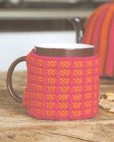 The Knitters Year by Debbie Bliss  Mug cosy
