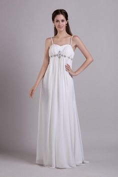 Cheap 2017 prom dresses, Buy Quality prom dresses directly from China prom dresses 2017 Suppliers: Lover Kiss Vestido De Festa Elegant Sweetheart White Pearls Crystal Beautiful Long Dress Party Gowns 2017 Prom Dresses Wedding Dresses With Straps, Cheap Wedding Dress, Dream Wedding Dresses, Bridal Dresses, Bridesmaid Dresses, Wedding Gowns, White Evening Gowns, Cheap Evening Dresses, Silhouette