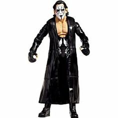 TNA Wrestling Deluxe Impact Series 3 Action Figure Sting by Jakks. $5.98. TNA Wrestling Deluxe Impact Series 3 Action Figure Sting. Total Nonstop Action (TNA) Wrestling is the newest professional wrestling league, and their flagship show, TNA Impact!, airs on Fox SportsNet. Fans of this highoctane, highimpact franchise can now collect their favorite wrestlers with the TNA! Impact Deluxe Action Figures. These figures have detailed sculpts and dynamic poses, and...