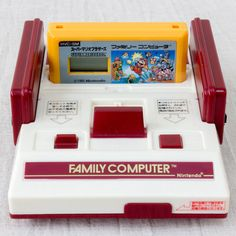 Nintendo Famicom Type Figure Alarm Clock Super Mario Bro. Ver. Banpresto JAPAN