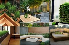 Built-In Planters Decor That Will Make Your Surrounding Greener